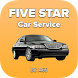 Five Star Car Service by My Taxi Ride Inc.