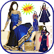 Blue Frock Face Editor by LinkopingApps
