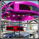Futuristic Gyroscopic Elevated Transport: Bus Sim by aureliansolutions