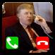 Fake Call Donald Trump Prank by prankdeva