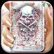 Rose skeleton keyboard by Bestheme Keyboard Designer 3D &HD