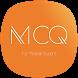 MCQiology - Medical Students