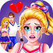 High School Cheerleader Story 2: Girl Breakup Game by Pretty Teen Games