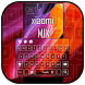 Gradient Keyboard for MIX by Keyboard Theme Factory