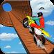 Impossible Bike Stunt Games 2018 3D: Tricky Tracks by Mekaal Studios