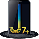 Theme for Galaxy J7 Plus by 3D Launchers 2018