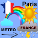 Weather Paris 5 days by NK ANDROID