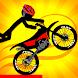 Stickman Bike Race