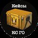 Кейсы КС ГО by teahead development