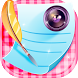 Photo Writer Caption Maker by Cutify My Mobile