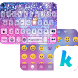 Galaxy Sparkle Kika Keyboard by Kika Theme Studio