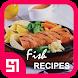 1000 Fish Recipes by Startup Media