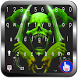 Demon Death Skull Keyboard Theme by Todaysapps