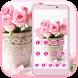 Pink Rose Theme love by Fashion Themes Studio