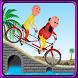 Motu Patlu Cycling Adventure by Spectrum Games Hub