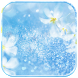 Blue Theme ice diamond by Fashion Themes Studio