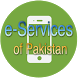 All e Services of Pakistan by VizoTechno