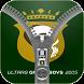 ultras green boys zipper lock by devpro7