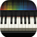 my piano game by elouagarisp