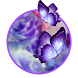 Butterfly flower 3D Live Wallpaper by creative 3D Themes