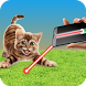 Laser game for cats by MaxZieli