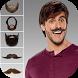 Man Mustache Beard Face Editor by Alex Sparrows Apps