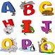 Буквы на английском by FashionStudioProgress