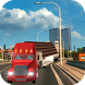 City Wood Cargo 3D Simulator - Truck Driver Cargo