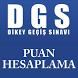 DGS Puan Hesaplama by BilgicApp