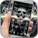 skull dark hell theme by HD wallpaper and theme