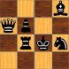 4x4 Solo Mini Chess Brain Teaser Puzzle Games by KG9E