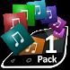 Theme Pack 1 - iSense Music by GameG