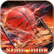 Basketball keyboard Theme by Fly Liability Themes