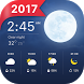 daily weather forecast by smart app - desired app
