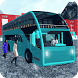 Offroad Tourist Snow Bus Drive by Game Sim Studios