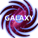 Beautiful galaxy background by Keyboard and HD Live Wallpapers