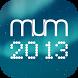 MUM 2013 by Appaholic Labs