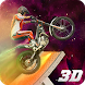 Space Bike Stunts 3D 2018 - Free
