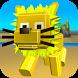 Pixel Lion Survival Simulator by Pixel Island