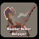 Monster Anime Hunter Wallpaper by PrimaMedia Inc.
