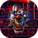 Blood Clown Keyboard 2018 by Keyboard Design Paradise
