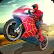 Spider Hero Bike Stunts: Trick Master