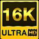 16k ultra hd video player (16k UHD) 2018 by thehelpfultech