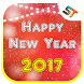 Happy New Year Frame 2017 by Shabytech