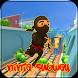 Rush Subway Ninja Run 3D by Games-Dev