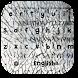 Crack Screen Keyboard by Keyboard Theme Factory