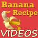 Banana Recipes VIDEOs by Krushali Singh777