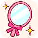 Mirror - simple cute mirror by LeafApps