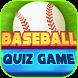 Baseball Fun Trivia Quiz Game by Quiz Corner