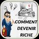 Devenir riche et gagner de l'argent by DremTom-FotoTube